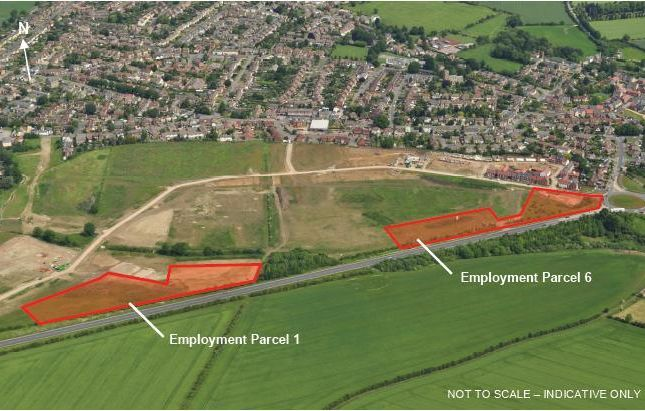 Thumbnail Land for sale in Stotfold Development Sites, Stotfold, Bedfordshire