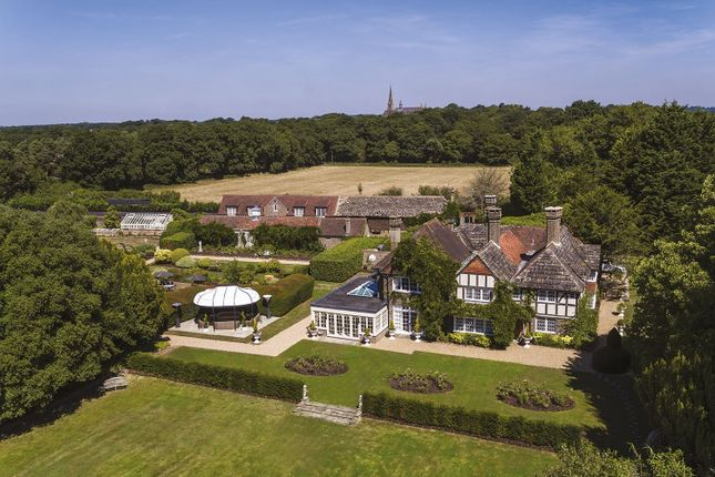 Thumbnail Detached house for sale in Shermanbury, Horsham, West Sussex