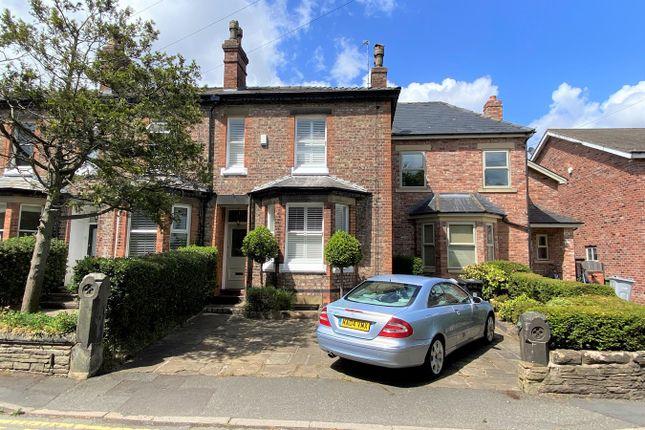 Thumbnail Terraced house for sale in Moss Lane, Alderley Edge