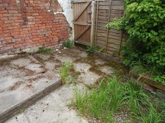 Rear Yard of Chorley Road, Walton-Le-Dale, Preston, Lancashire PR5