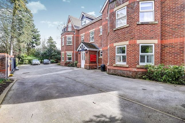 Thumbnail Flat for sale in Carrwood Road, Bramhall, Stockport