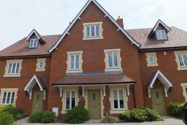 Thumbnail Terraced house to rent in Gabell Road, Leckhampton, Cheltenham, Gloucestershire