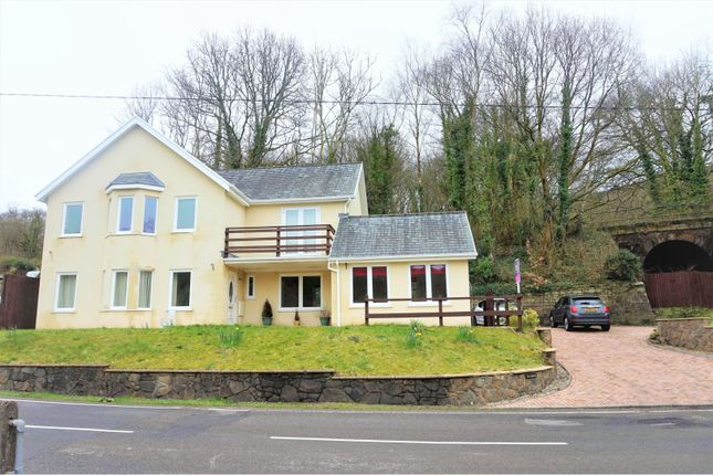 Thumbnail Detached house for sale in New Road, Neath