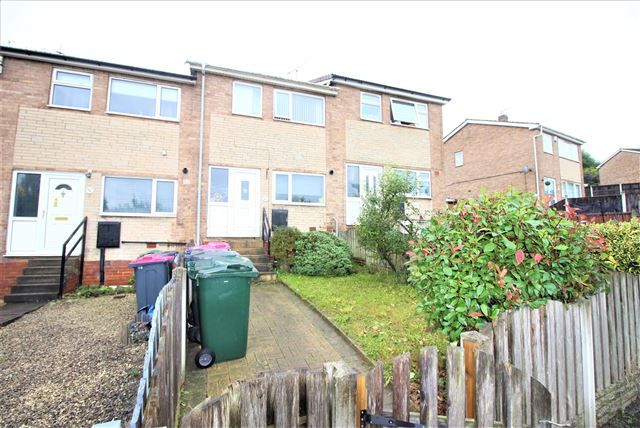 2 bed terraced house to rent in Sunnybank Crescent, Brinsworth, Rotherham S60