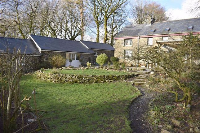 Thumbnail Detached house for sale in Llanfair Clydogau, Lampeter