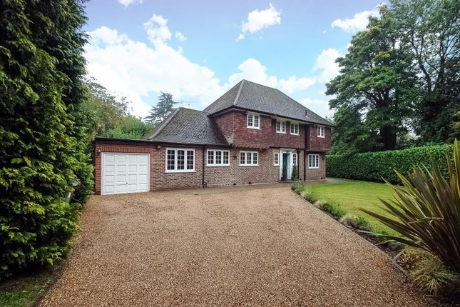 Thumbnail Detached house to rent in Pinner Hill, Pinner