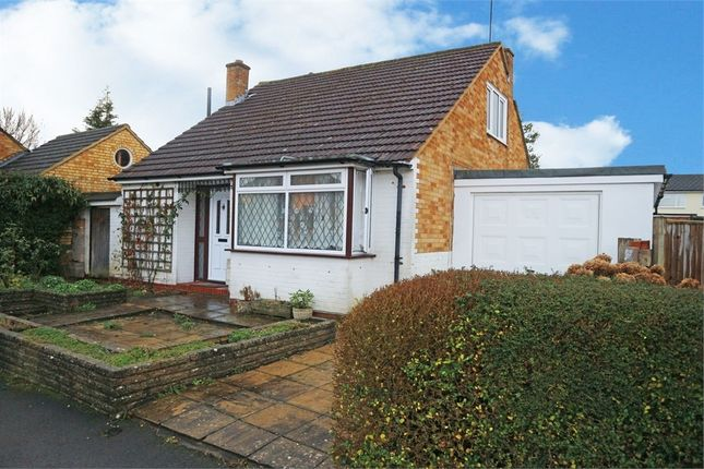 Thumbnail Detached bungalow for sale in Ashley Road, Woking, Surrey