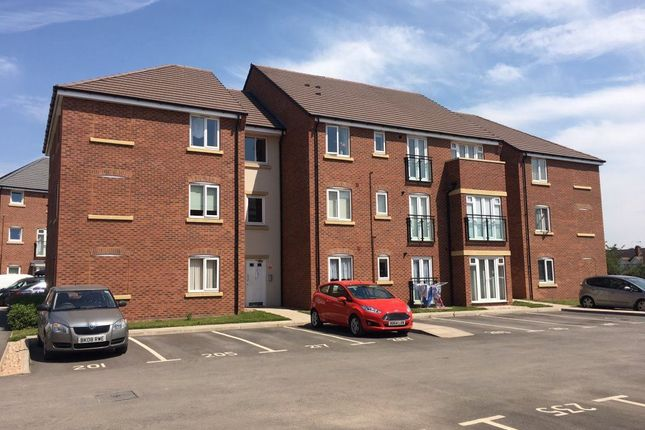 Thumbnail Flat to rent in Signals Drive, Stoke Village