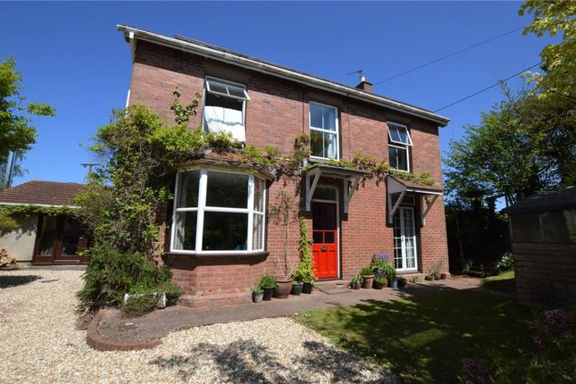 Thumbnail Detached house for sale in Copplestone, Crediton, Devon