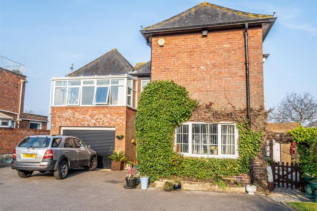 Thumbnail Detached house for sale in Longshore Way, Southsea