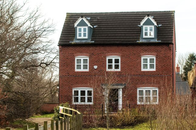 Thumbnail Detached house to rent in Wood Drive, Kegworth, Derby
