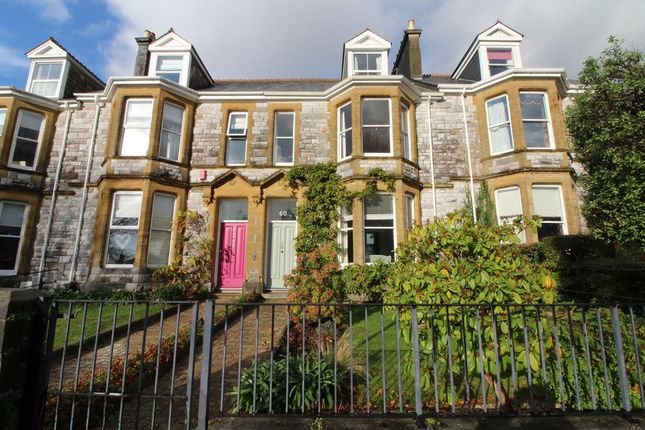 Thumbnail Terraced house for sale in Whiteford Road, Plymouth