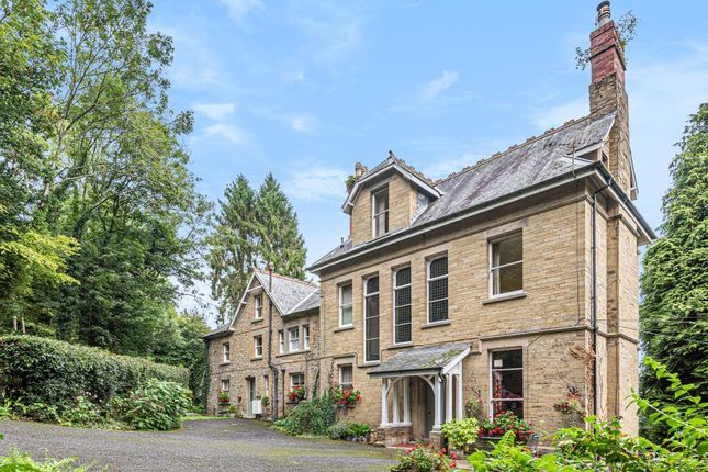 Thumbnail Detached house for sale in Orleton Common, Nr Ludlow, Herefordshire