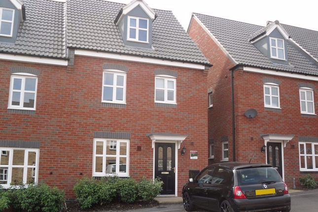 Thumbnail Semi-detached house to rent in Strutts Close, South Normanton, Alfreton