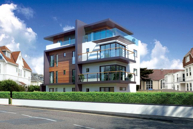 Thumbnail Flat for sale in Needles Point, 18 St Catherine's Rd, Southbourne, Dorset