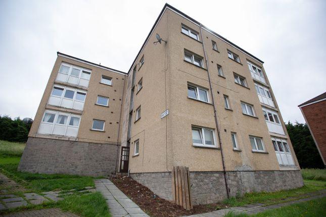 External of Torriden Court, Coatbridge ML5
