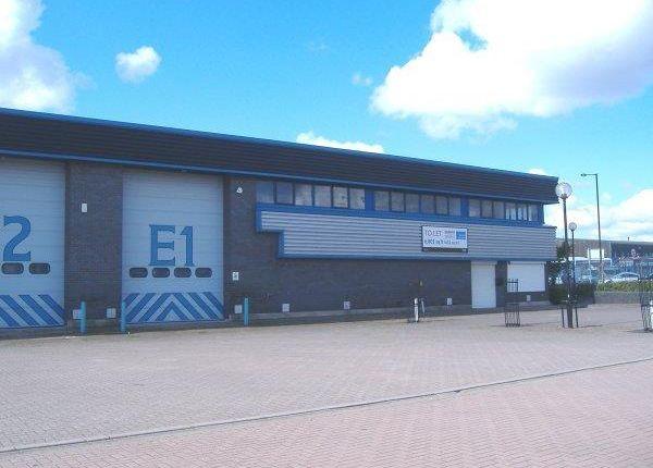 Thumbnail Light industrial to let in Unit Thames View Business Centre, Barlow Way, Fairview Industrial Park, Rainham, Essex