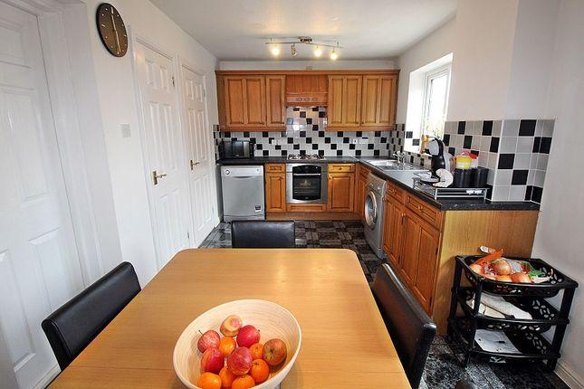 Kitchen/Diner of Stryd Silurian, Llanharry, Pontyclun, Rhondda, Cynon, Taff. CF72