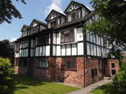 Thumbnail Flat to rent in Westfield Lodge, 41 Park Road, Altrincham, Cheshire