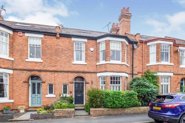 Thumbnail Terraced house for sale in Wathen Road, Leamington Spa