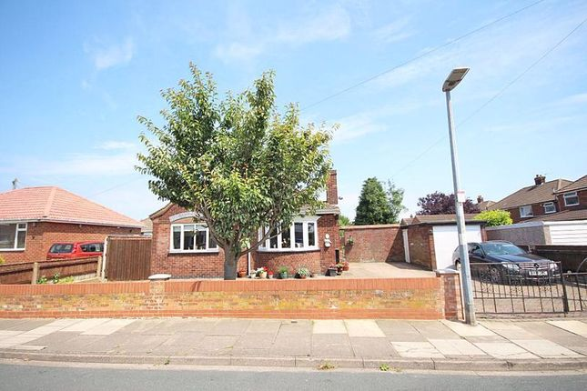 Thumbnail Detached bungalow for sale in Lynton Rise, Cleethorpes