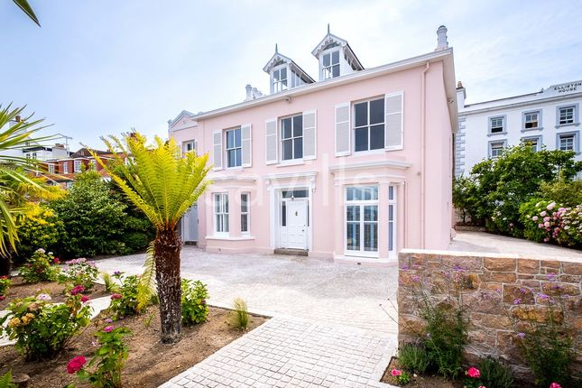 Thumbnail Terraced house for sale in Le Boulevard, St. Brelade, Jersey