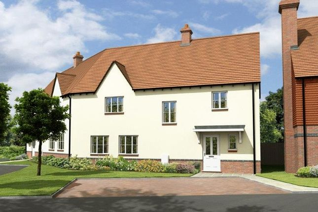 Thumbnail Semi-detached house for sale in Portway Mews, Portway, Wantage