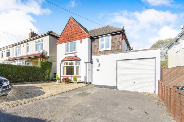 Thumbnail Detached house for sale in Riding Barn Hill, Wick, Bristol