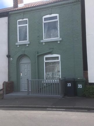 Thumbnail End terrace house to rent in Mount Pleasant, Leeds