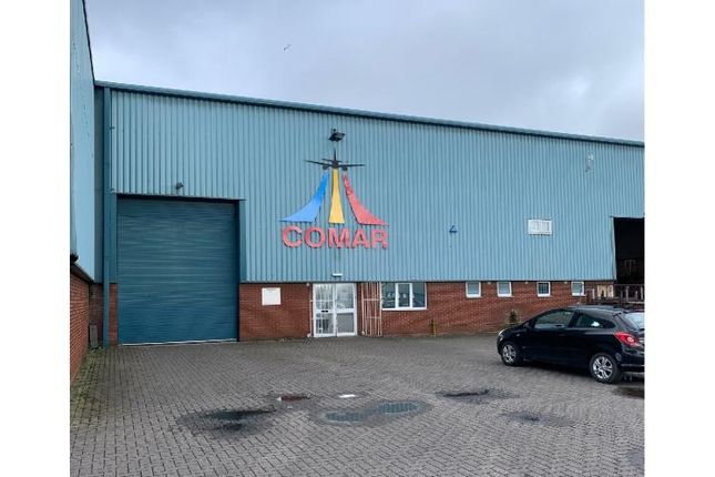 Thumbnail Industrial to let in Fernside Road, Willenhall