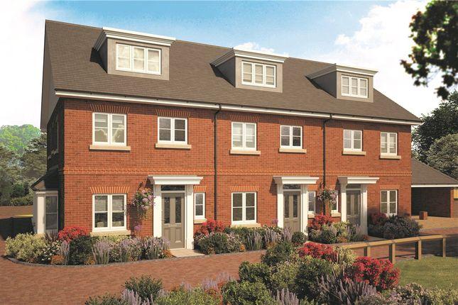 Thumbnail Terraced house for sale in Murrell Hill Lane, Binfield, Berkshire