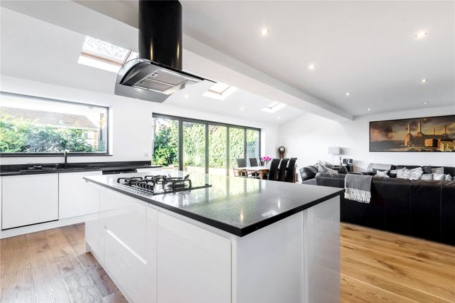 Thumbnail Detached house for sale in The Grove, Enfield, Middlesex