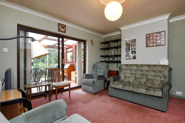 Thumbnail Semi-detached bungalow for sale in Hammond Avenue, Mitcham, Surrey