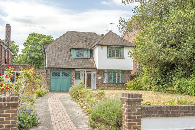 Thumbnail Detached house for sale in Park Road, Beckenham
