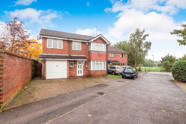 Thumbnail Detached house to rent in Eddington Road, Easthampstead