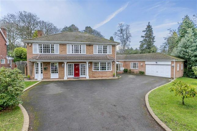 Thumbnail Detached house for sale in Cliveden Coppice, Four Oaks, Sutton Coldfield