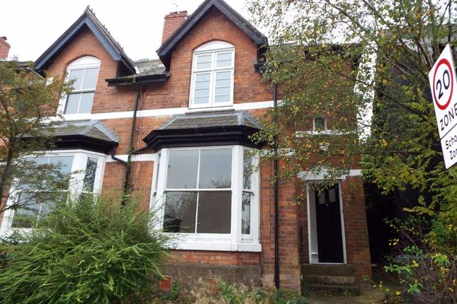 2 bed semi-detached house to rent in Kingscote Road, Edgbaston, Birmingham B15