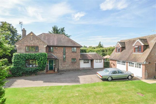 Thumbnail Detached house for sale in Station Road, Puckeridge, Hertfordshire