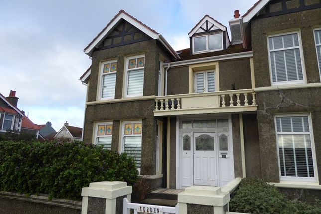 5 bedroom terraced house for sale in Bay View Road, Port Erin