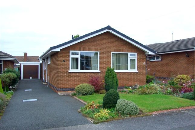 Thumbnail Detached bungalow for sale in Ashbrook Close, Allestree, Derby