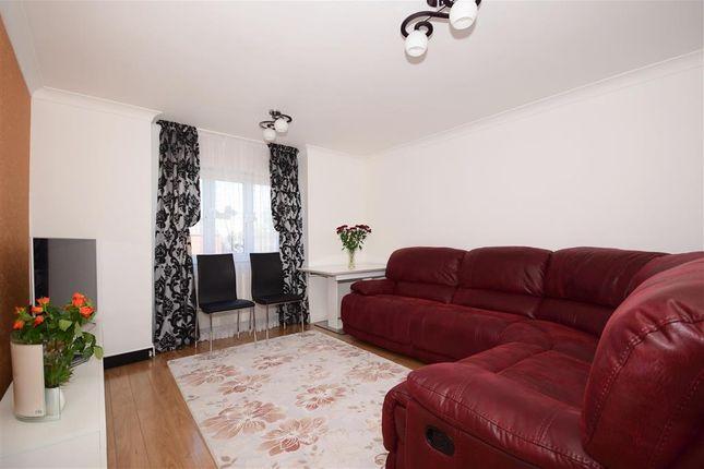 Thumbnail Flat for sale in Clayburn Circle, Basildon, Essex