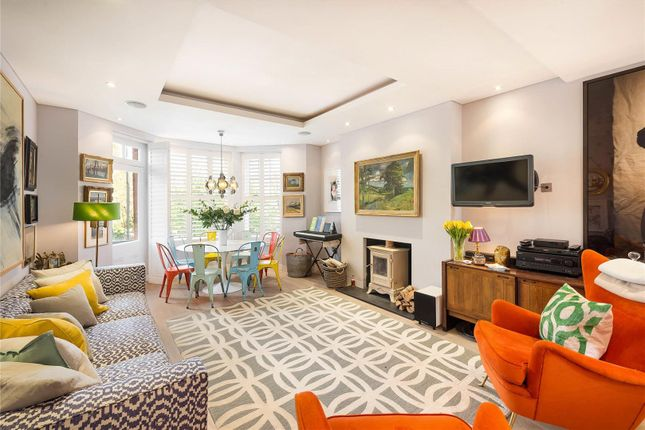 Thumbnail Flat for sale in Albany Mansions, Albert Bridge Road, London