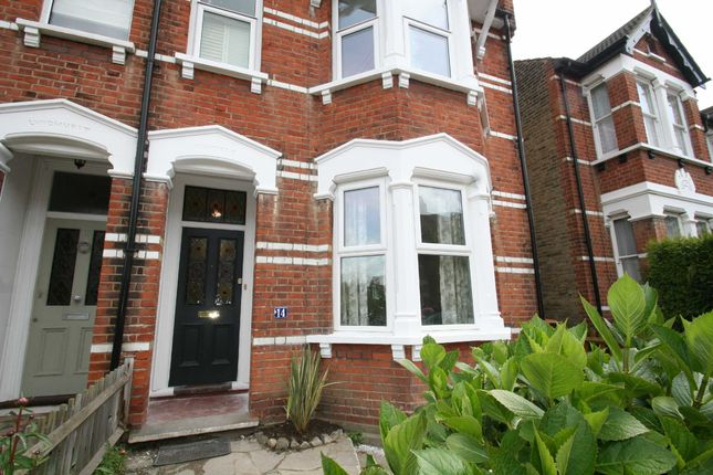 Thumbnail Semi-detached house to rent in Hamilton Road, Sidcup