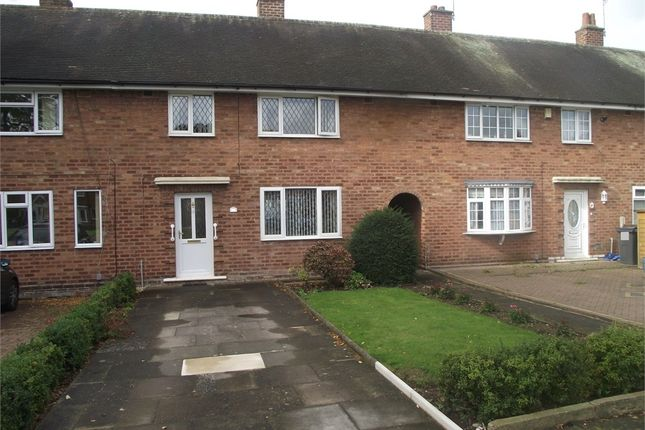 Thumbnail Terraced house for sale in Brownfield Road, Shard End, Birmingham