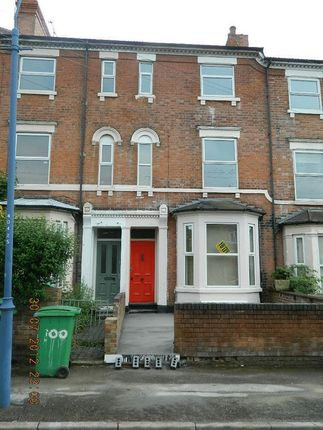 Thumbnail Terraced house to rent in Portland Road, Nottingham