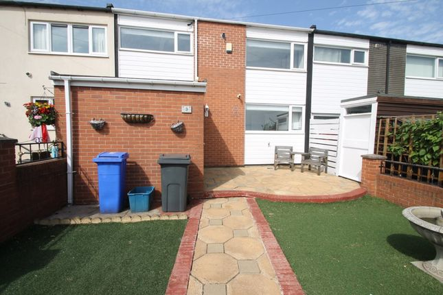 Thumbnail Terraced house to rent in Crossland Place, Sheffield