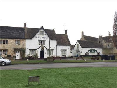 Thumbnail Pub/bar to let in White Horse, The Green, Biddestone, Chippenham, Wiltshire