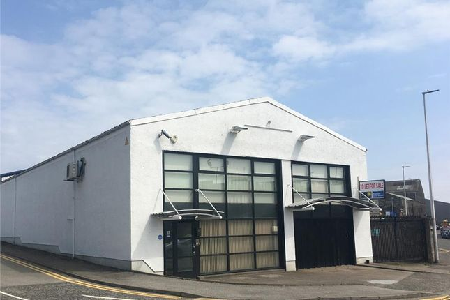 Thumbnail Light industrial for sale in 31-33, St Clement Street, Harbour, Aberdeen