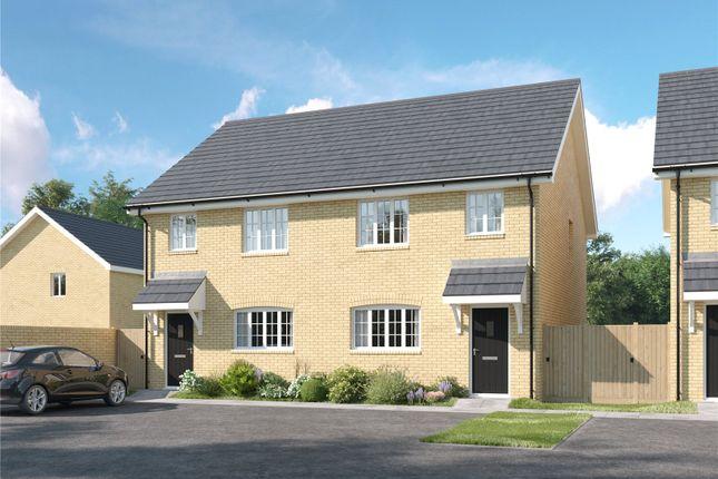 3 bed semi-detached house for sale in Lesley Way, Brampton, Huntingdon PE28