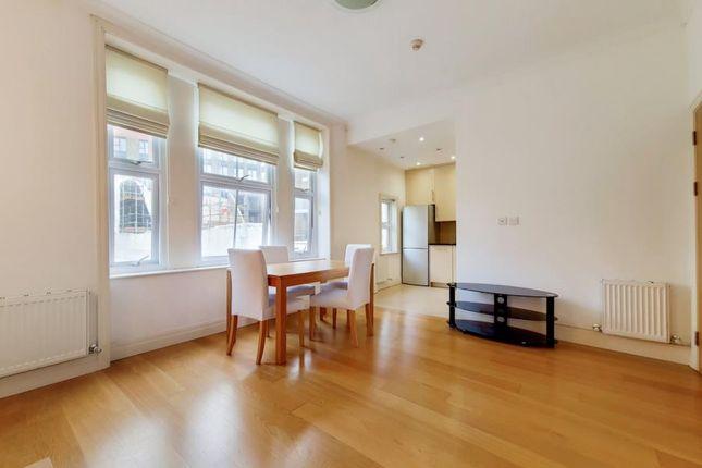 Thumbnail Flat to rent in Mattock Lane, Ealing, London